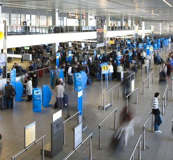 Biometrisch inchecken KLM