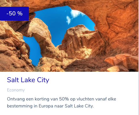 KLM flying Blue promo juli 2019